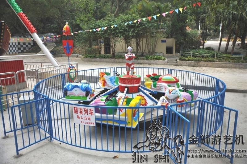 儿童旋转木马游乐设备的清洁知识你知道多少?