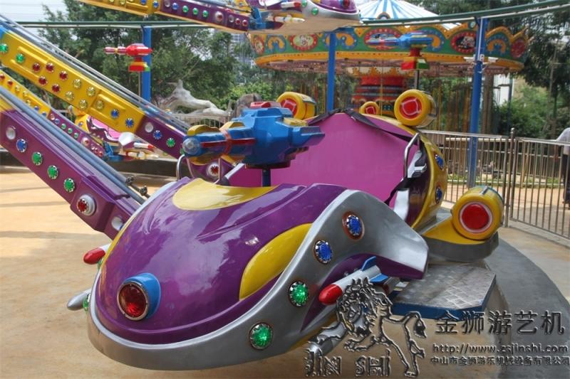 游乐设备生产厂家:哪些类型的游乐场设备值得投资?
