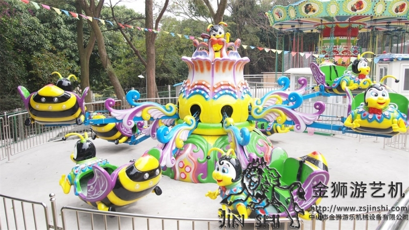 儿童游乐场规划应当注意哪些事项